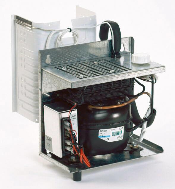 Refrigeración 12/24v, maquinaria industrial Bizkaia