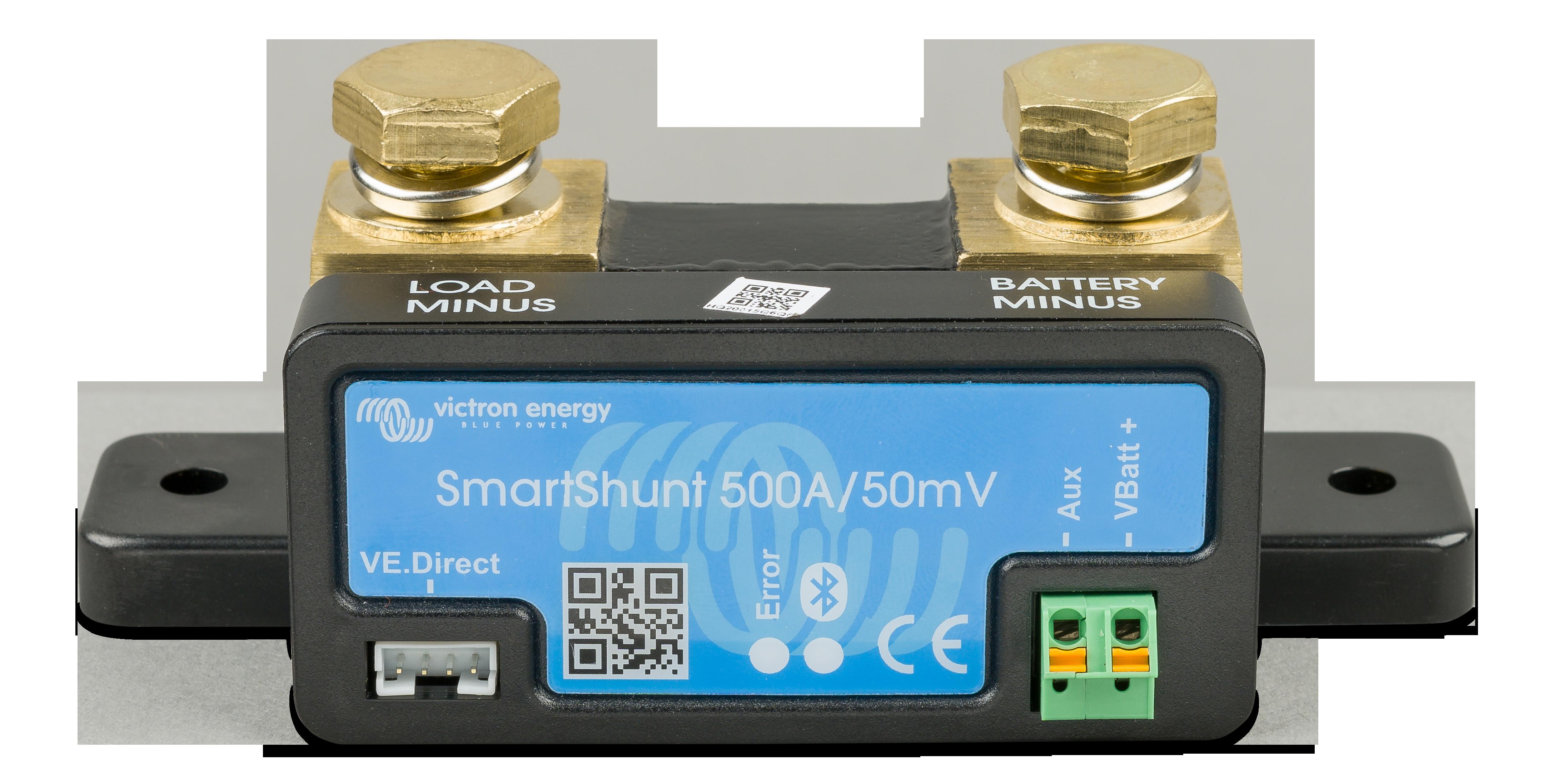 Victron smart shunt 500A